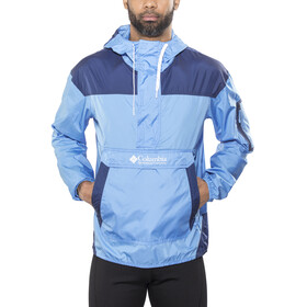 Columbia Challenger Windbreaker Jacket Men yacht/carbon